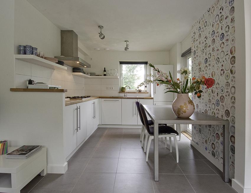 Interieurontwerp vakantiewoning Friesland